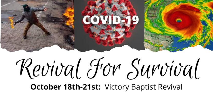 Revival for Survival